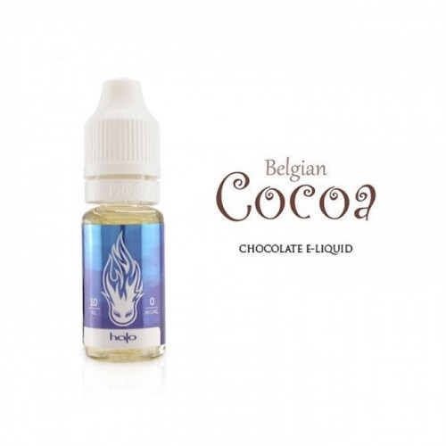 Belgian Cocoa HALO E-Liquid 10ml