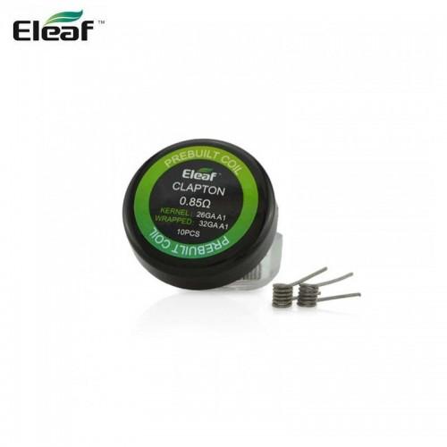 ELEAF Prebuilt Clapton Coils - Ετοιμες Αντιστασεις 0,85Ω