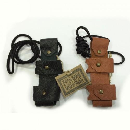 iStick & MAS Leather Laynard Δερματινη θηκη