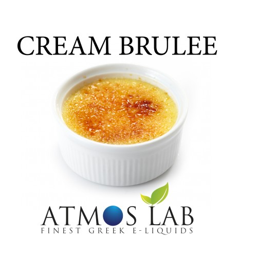 Cream Brulee DIY ATMOS LAB