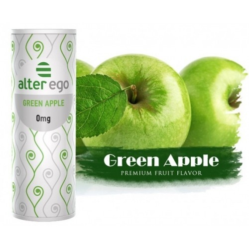 Green Apple - Alter eGo Premium 10ml