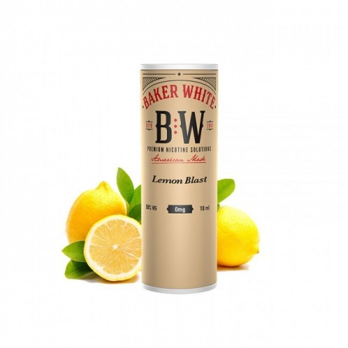 Lemon Blast - Baker White 10ml