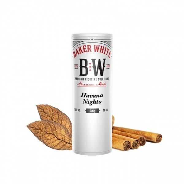 Havana Nights - Baker White 10ml