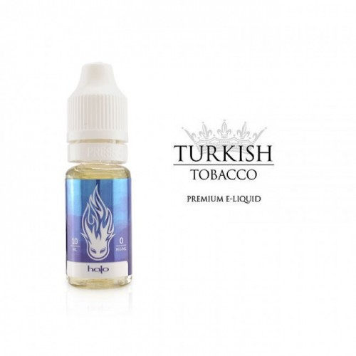 Turkish Tobacco HALO E-Liquid 10ml