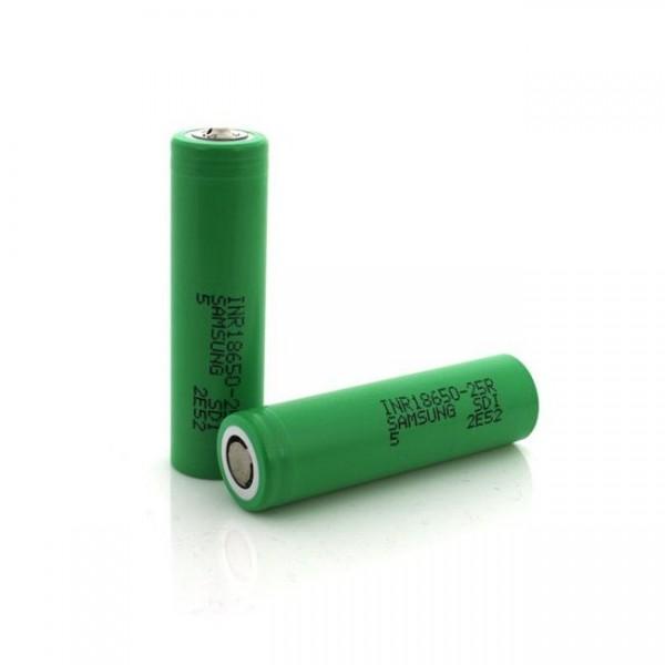18650 2500mah Samsung 35Α Battery INR 25R