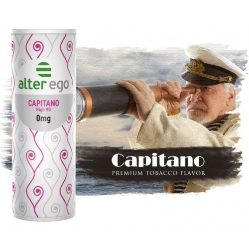 Capitano - Alter eGo Premium 10ml