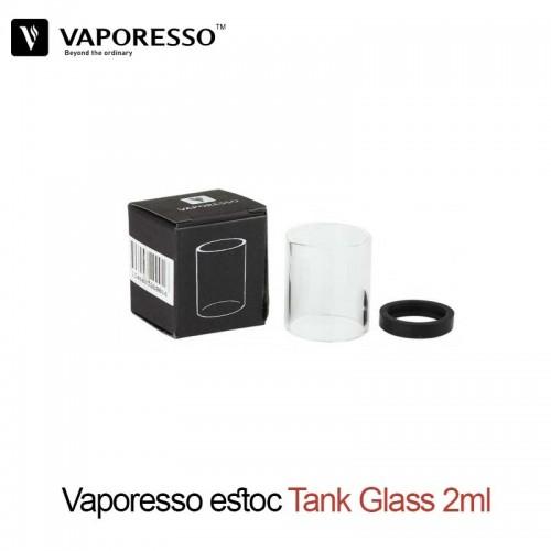 Vaporesso Estoc Glass - Ανταλλακτικο Τζαμακι