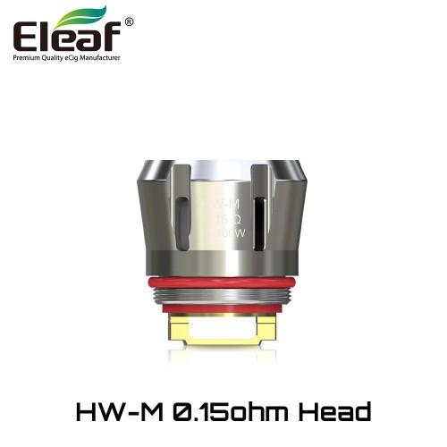 ELEAF ELLO HW-M 0.15 Ohm Coils - Ανταλλακτικη Αντισταση