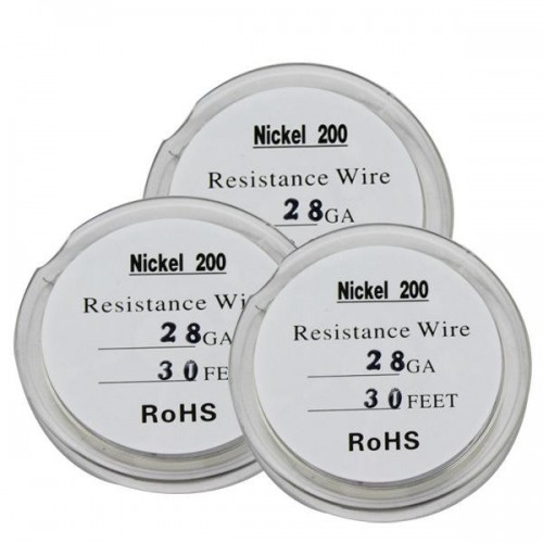 Ni200 Heating Wire 0.32mm 28GA