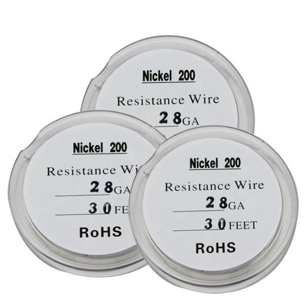 Ni200 Heating Wire 0.32mm 28GA