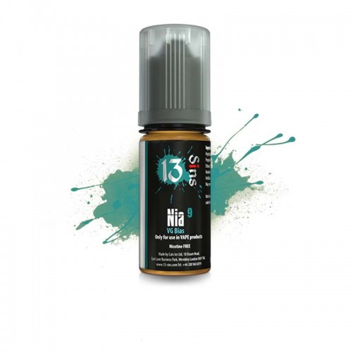 Nia 9 by 13 Sins 10ml