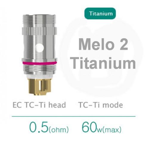 Coil Eleaf Melo 2 Titanium & iJust 2 Ανταλλακτική αντίσταση