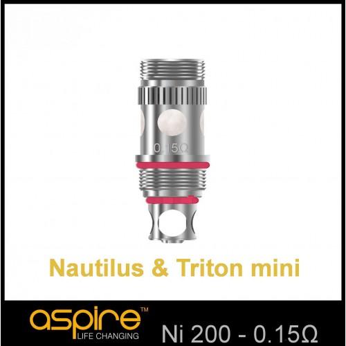 Ni200 Coil Aspire Nautilus Triton mini