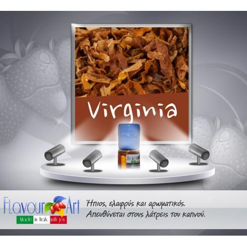 Virginia Flavour Art