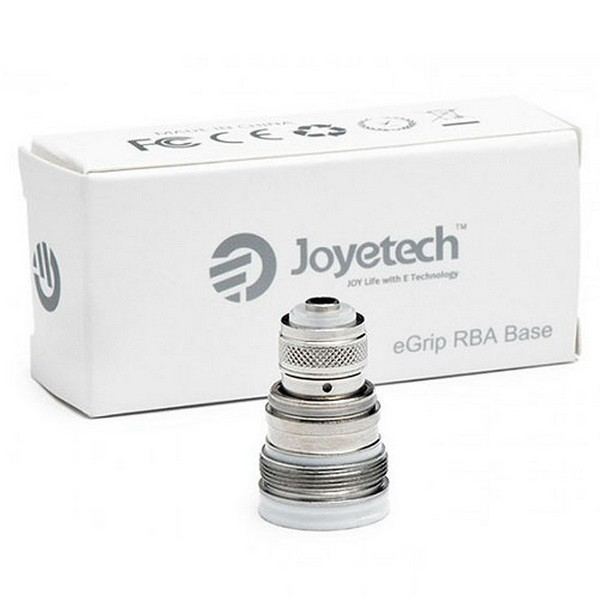 eGrip RBA Head Κιτ Επισκευασιμη κεφαλη joyetech