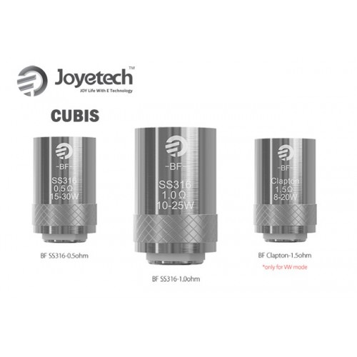 Cubis Joyetech BF coils Αντιστασεις