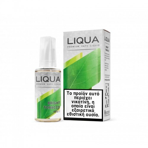 LIQUA Bright Tobacco 10ml