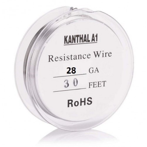 Kanthal 0.32mm 28GA Heating Wire 0.32mm 28GA
