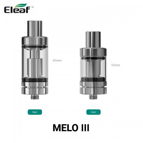 Eleaf Melo III (3) Clearomizer Ατμοποιητής