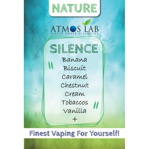 Silence Nature by Atmos lab E-liquid