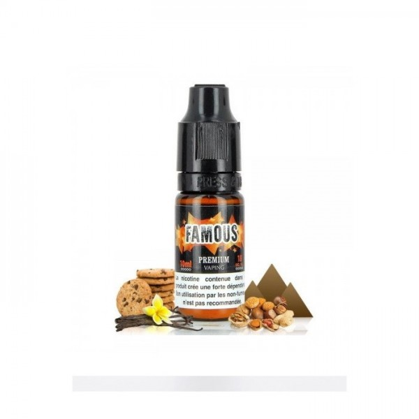 Famous Eliquid France 10ml