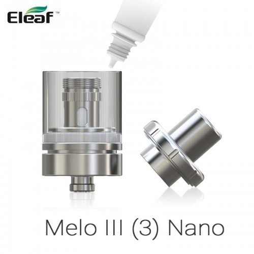 Eleaf Melo III (3) Nano Clearomizer