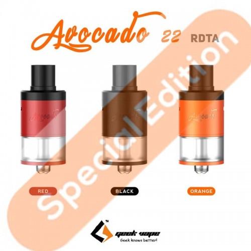 Avocado 22 Special Edition GeekVape RTA