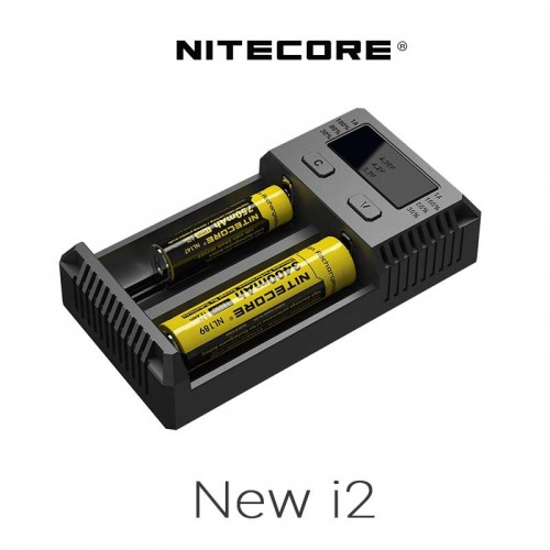 Φορτιστης Nitecore NEW i2 Intellicharger