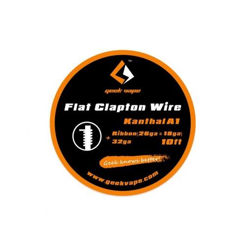 Geekvape Flat Clapton Kanthal A1 wire Συρμα