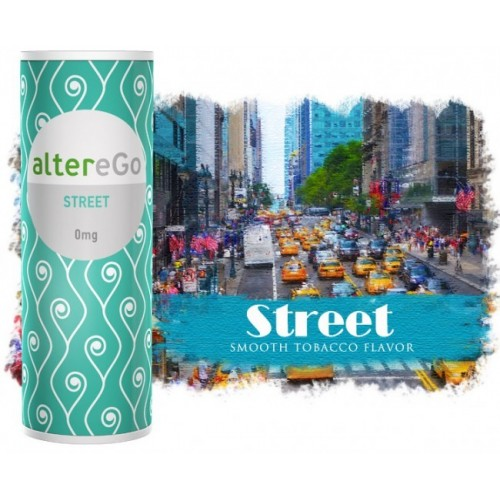 Street - Alter eGo Colours eliquid