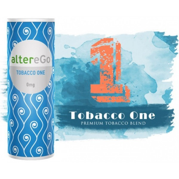 Tobacco One - Alter eGo Colours eliquid