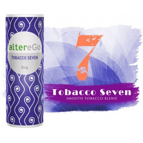 Tobacco Seven - Alter eGo Colours eliquid