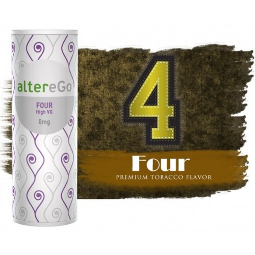Four - High VG - Alter eGo Premium eliquid