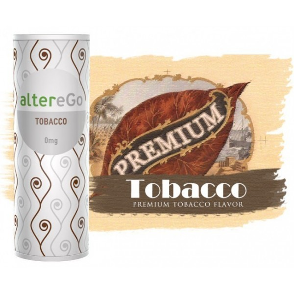 Tobacco - Alter eGo Premium eliquid