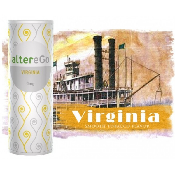 Virginia - Alter eGo Premium eliquid