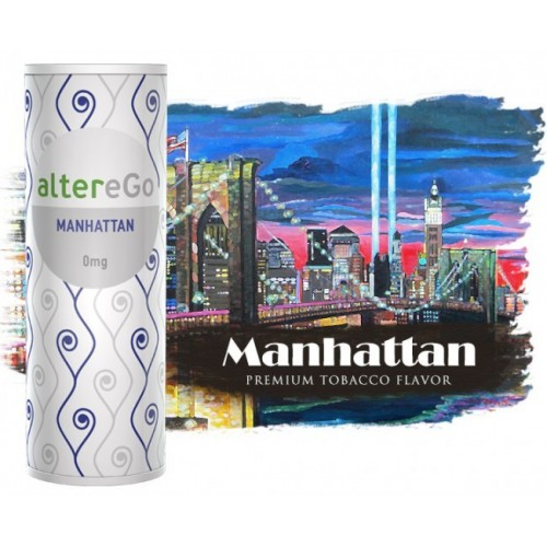 Manhattan - Alter eGo Premium eliquid