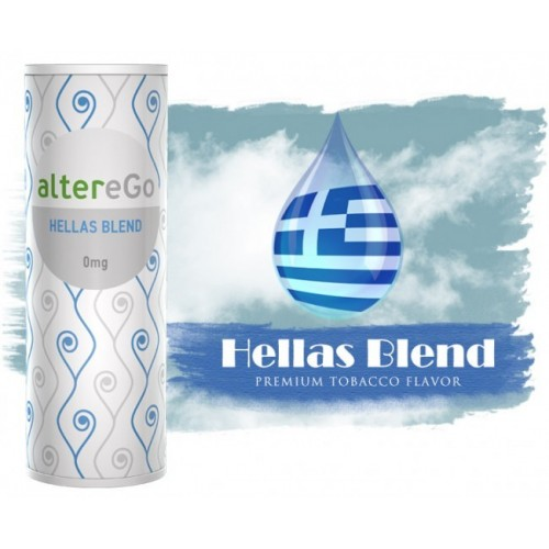 Hellas Blend - Alter eGo Premium 10ml