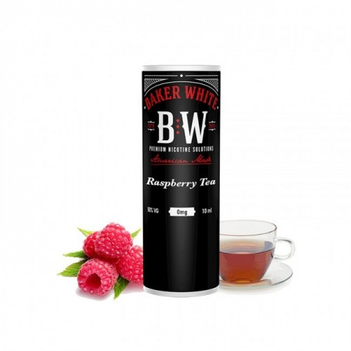 Raspberry Tea - Baker White 10ml