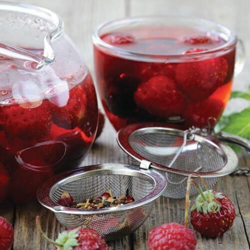 Raspberry Tea - Baker White 10ml