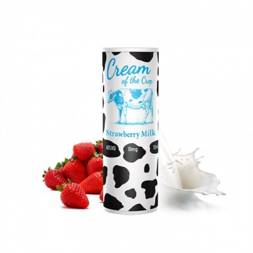 Cream of the Crop Strawberry Milk 10ml