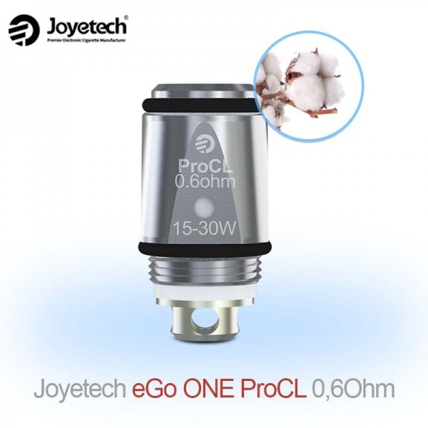 Joyetech eGo One ProCL 0,6Ohm Αντίσταση