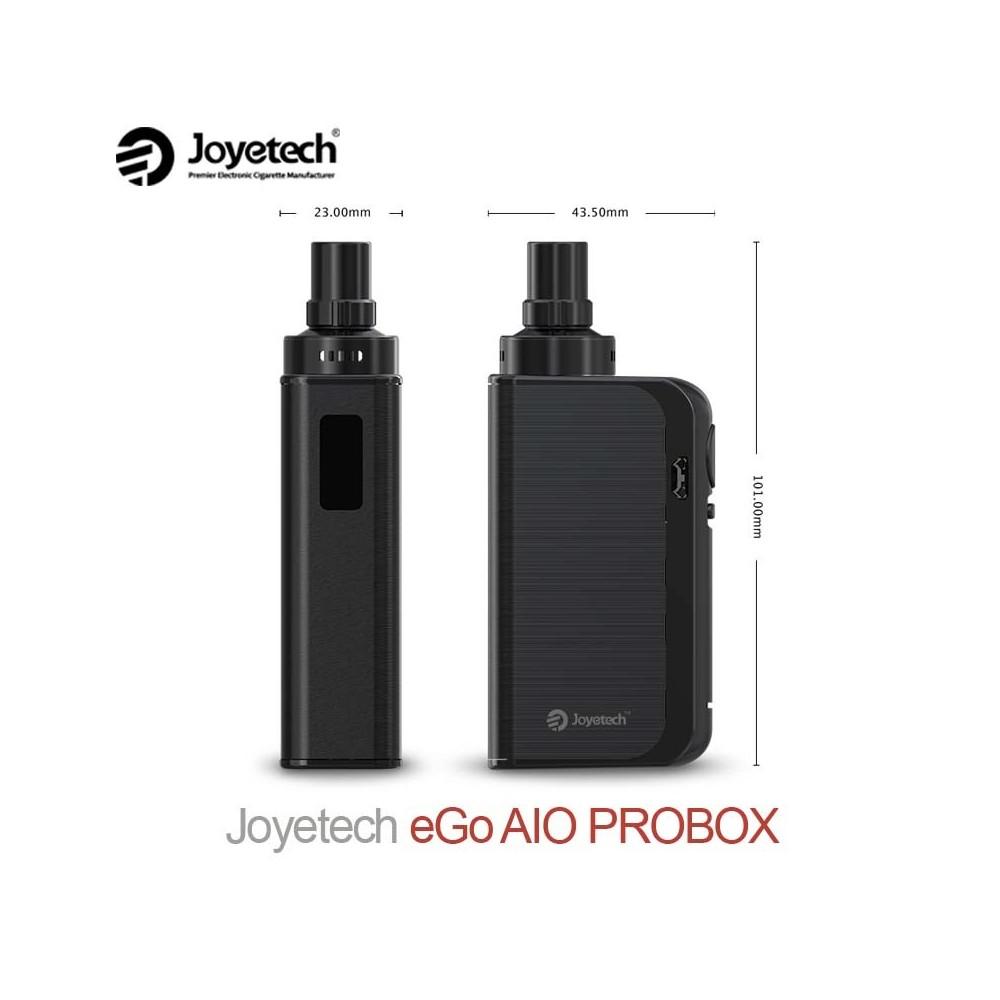 Joyetech eGo AIO ProBox Starter Kit - 2100mAh & 2ml | Starter kit, Starter, Ego