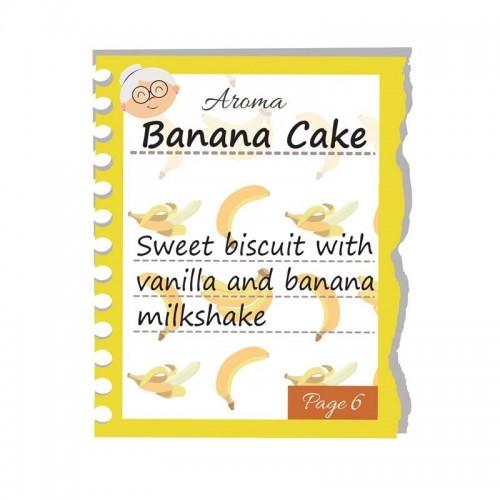 Banana Cake DEA Granny Rita's Αρωμα