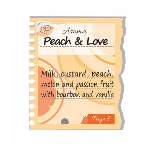 Peach & Love DEA Granny Rita's Αρωμα