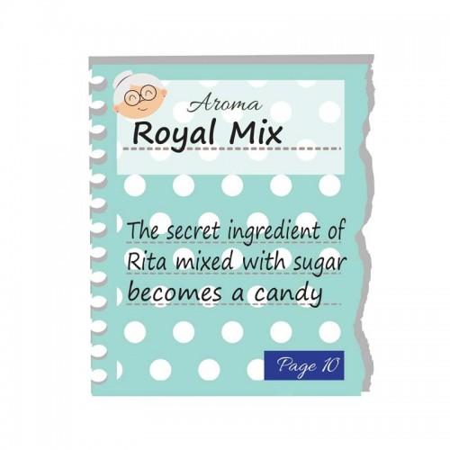 Royal Mix DEA Granny Rita's Αρωμα