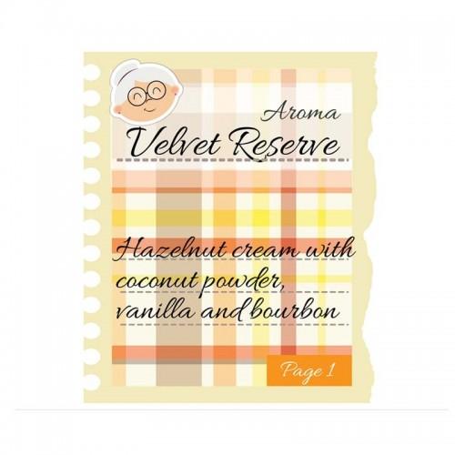 Velvet Reserve DEA Granny Rita's Αρωμα