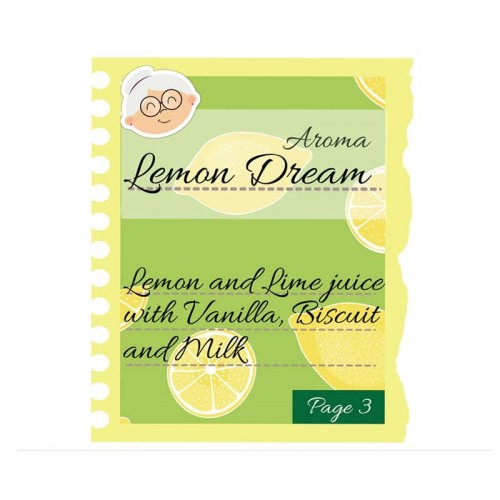 Lemon Dream DEA Granny Rita's Αρωμα