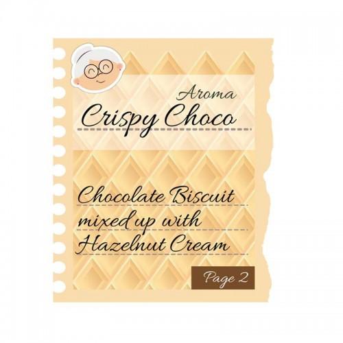 Crispy Choco DEA Granny Rita's Αρωμα