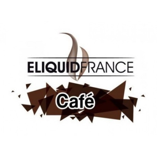 Black Coffee Eliquid France Αρωμα