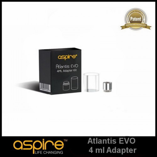 Aspire Atlantis EVO 4ml Adapter